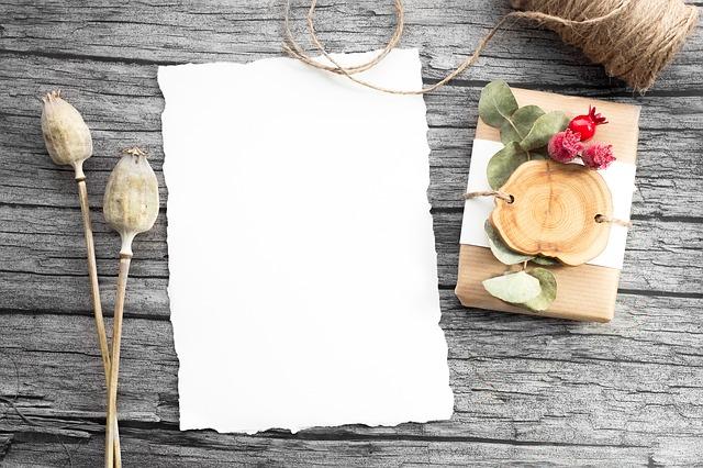 makovice u papíru