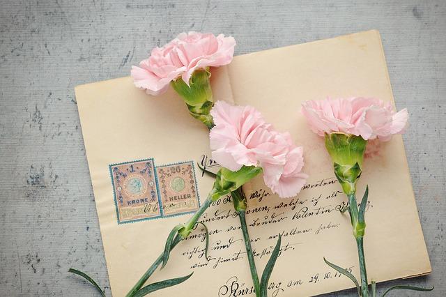 karafiáty na obálce
