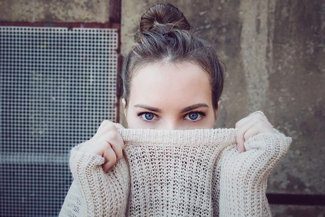 teplý svetr
