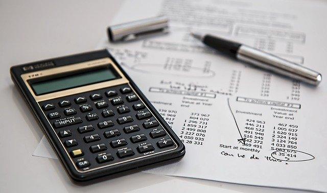 kalkulačka dokument
